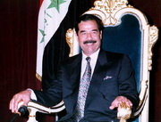 Садам Хусейн